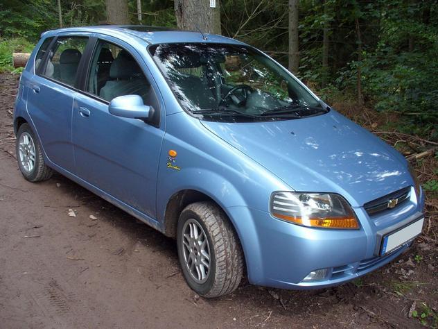 Chevrolet Kalos Opiniones Fotos Vdeos Datos Tcnicos Y Pruebas