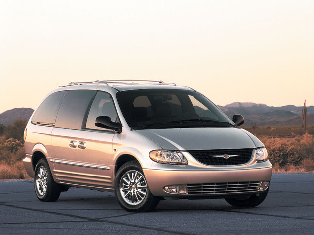 chrysler voyager opiniones fotos v deos datos t cnicos. Black Bedroom Furniture Sets. Home Design Ideas