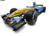renault 2006 R26 Formula 1 Car 010 2