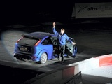 Foto ford focus rs debut with marcus grnholm 265894