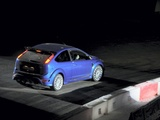 Foto ford focus rs debut with marcus grnholm01