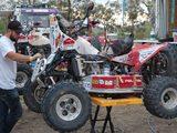 Dakar quads