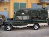 el autobus land rover II