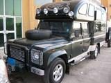el autobus land rover