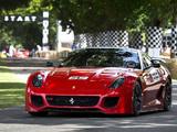 Foto Ferrari 599XX
