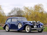 jaguar ss airline sedan 1935 36 r4