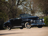 cadillac sixty two convertible coupe by fleetwood 1941 r3
