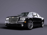Chrysler 300C, LightWave 3D