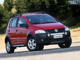 Foto Volkswagen  Cross Fox  2007
