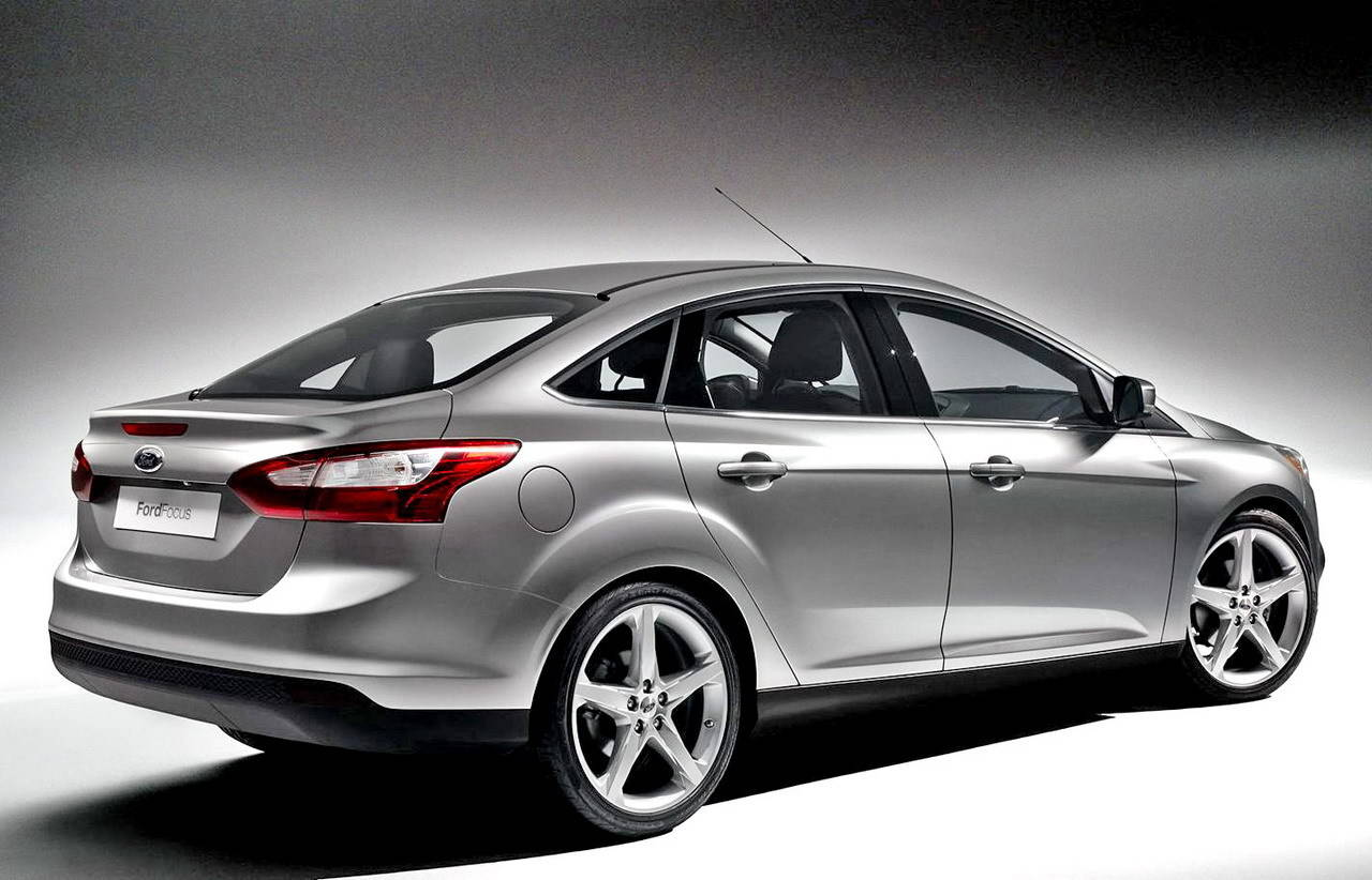 Ford Fusion Car Colors
