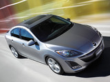 Foto Mazda  3  Sedan