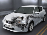 Foto Lexus CT 200h   2010