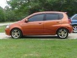 Foto Chevrolet Aveo 5p