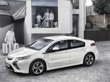 Foto Opel  Ampera