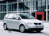 Foto Volkswagen Touran  2002