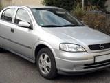 Foto Opel  Astra  Sedan  1998