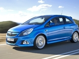 Foto Opel  Corsa  OPC   2008