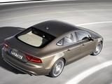 Foto Audi A7 Sportback   2010
