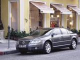 Foto Volkswagen  Phaeton 2002