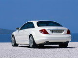 Foto Mercedes  Benz  CL  2007
