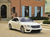 Foto Mercedes  Benz  CL  2010
