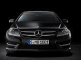 Foto Mercedes Benz  C  Coupe  2011