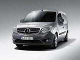 Foto Mercedes Benz Citan  2012