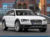 Foto Audi  A4 Allroad  Quattro  2012