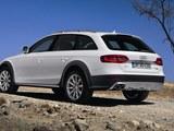 Foto Audi A4 allroad quattro 2012 widescreen 16