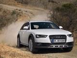 Foto Audi A4 allroad quattro 2012 widescreen 20