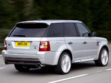 Foto Land Rover Range Rover Sport 2006 4