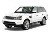 Foto  Ranger  Rover  Sport  2005