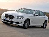 Foto BMW Serie 7   2012