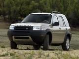 Foto Land Rover Freelander  1996