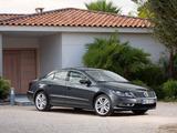 Foto Volkswagen Passat CC  2012