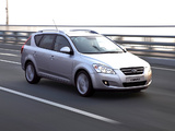 Foto Kia Ceed Sports wagon  2007