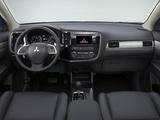 Foto  Mitsubishi Outlander  2012