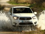Foto ssangyong actyon sports pick up  2013