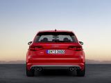 Foto Audi S3 Sportback  2013