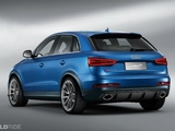 Foto Audi Q3 RS  2013
