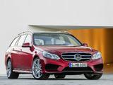 Foto Mercedes Benz Clase  E  Estate  2013