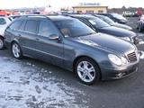 Foto Mercedes Benz Clase E  Estate  2006
