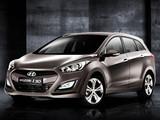 Foto Hyundai i30 cw  2012
