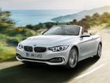 Foto BMW Serie 4 cabrio   2013