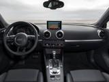 Foto Audi A3 Sportback g-tron  2014