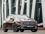 Foto Mercedes GLA  2013