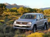 Foto Volkswagen Amarok  2010