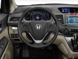 Foto Honda CR-V   2012