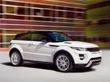 Foto Land Rover Evoque 3p  2011