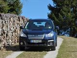 Foto Subaru Outback  2013